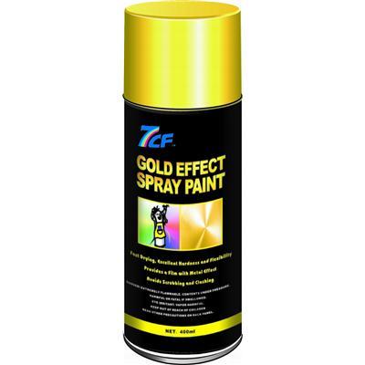 Pintura de oro pintura con aerosol pintura oro color - Aerosol efecto piedra ...